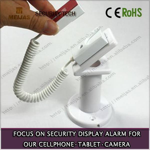 Factory Sale Mobile Phone Anti Theft Security Alarm Display