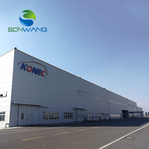 Prefabricated Steel Building Light Steel Structure Warehouse For Sale
