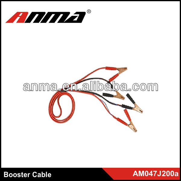 100AMP 500AMP 1000AMP 10Ga 12Ga CCA copper Booster Cable booster cable power booster