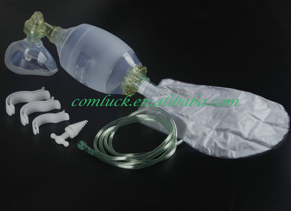 NEW PRODUCT Manual Resuscitator, Reusable, CE & ISO certified