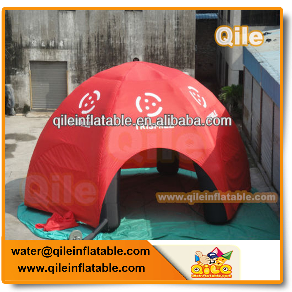 Inflatable Portable Outdoor Pop Up Camping Dome Tent Gazebo Advertising Prop