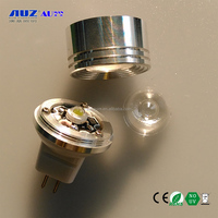 Multicolor MR11 GU5.3 3W 12V spot led light