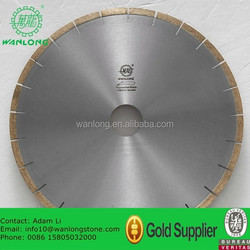 Stone Cutting Tools Diamond Blade For Granite Stone Cutting Silent No-Silent Diamond Blade Saw Cutting