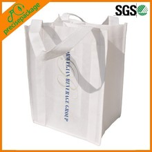 cheapest 6 bottles non woven wine bag for promotion