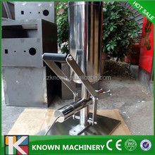 stainless steel 2.5L churros Jam Fillers and Churrera Filling Machine with CE approved