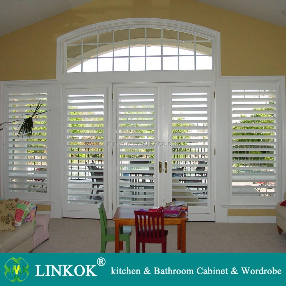European standard wholesale classic wooden external window for European shutters