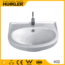 Factory Cheap ceramic hand wash basin sink bathroom sink vanity for hot sale