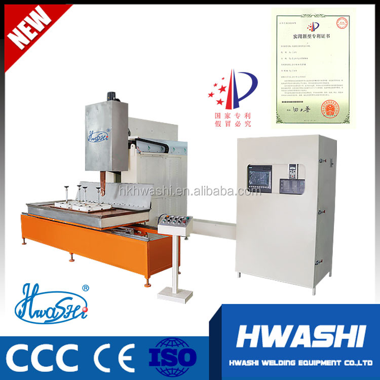 CNC Automatic Stainless Steel Kitchen Sink Side Seam Welding Machine