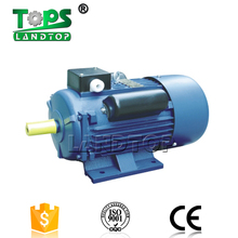 TOPS 220v 0.5HP 1HP 2HP YC series 1 phase Induction motor prices for sale
