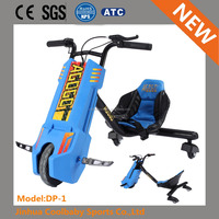 Kids toy 3 wheels electric drift trike 360 electric led light 360 electric drifting scooter