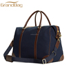 high quality canvas duffle bag business travel bag luggage bag wholesale