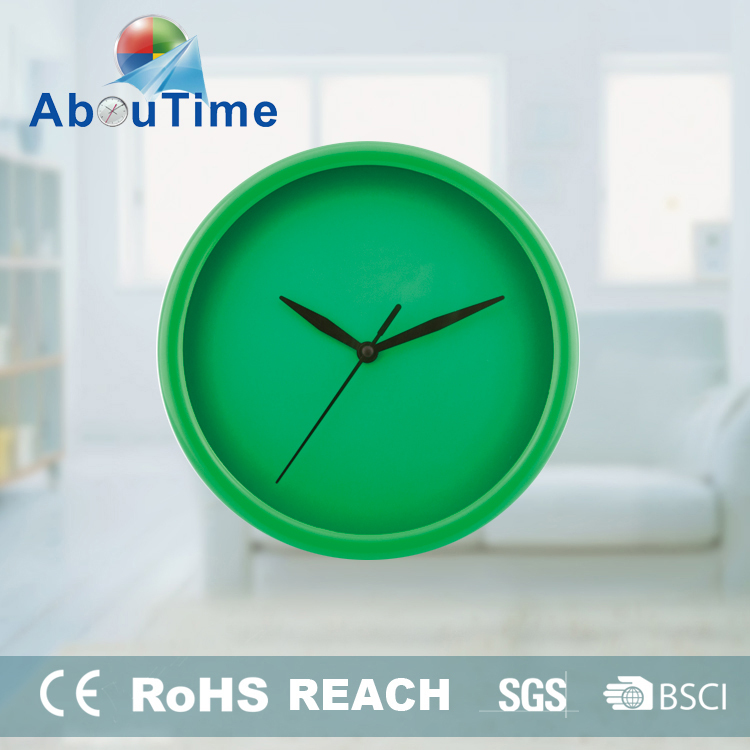 small digital pearl quartz plastic clock face cover