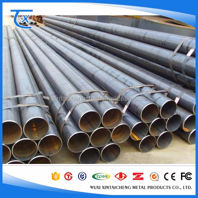 ASTM A120 Galvanized Steel Round Pipe Used in Oil and Gas Industry