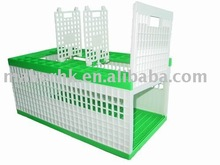 MAKER racing pigeon cage,plastic chicken cage