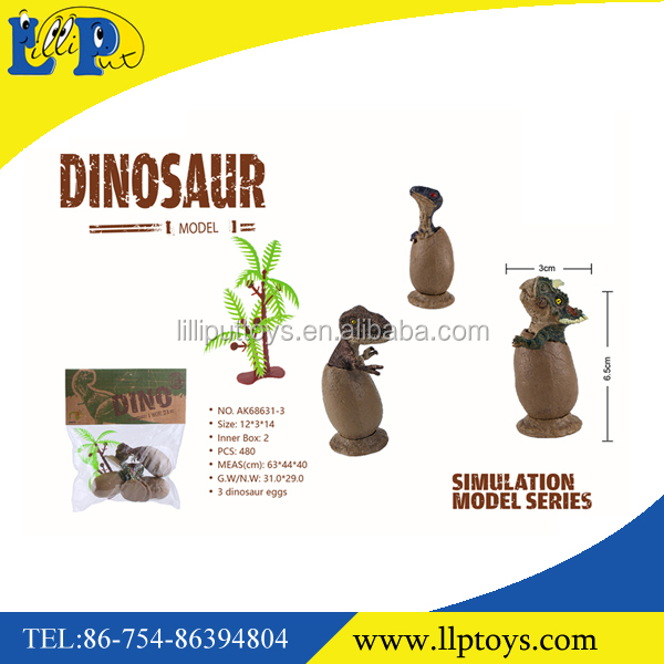 Lovely dinosaur egg collect set toy
