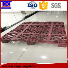 Euro standard plastic pallets supplier in China