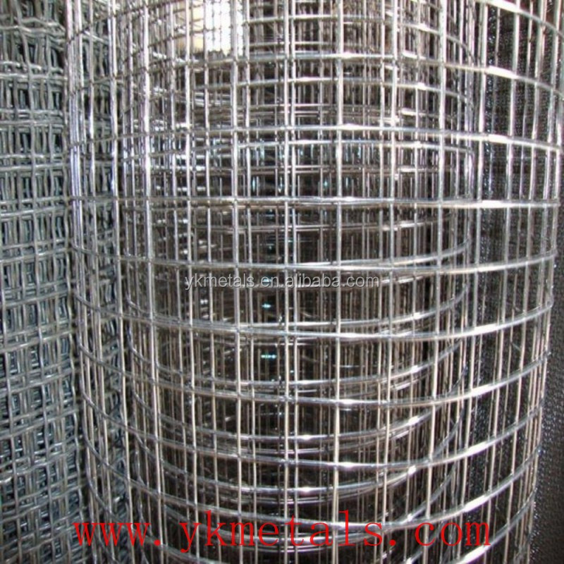 SS 304, 316, 316 L Stainless Steel Welded Wire Mesh/ Galvanized Welded Wire Mesh