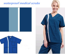hospital uniforms waterproof medical scrubs bright color