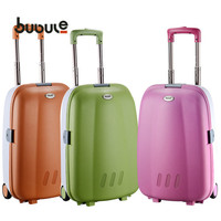 children travel trolley luggage bag school trolley luggage Cute design and colorful travel luggage BL22