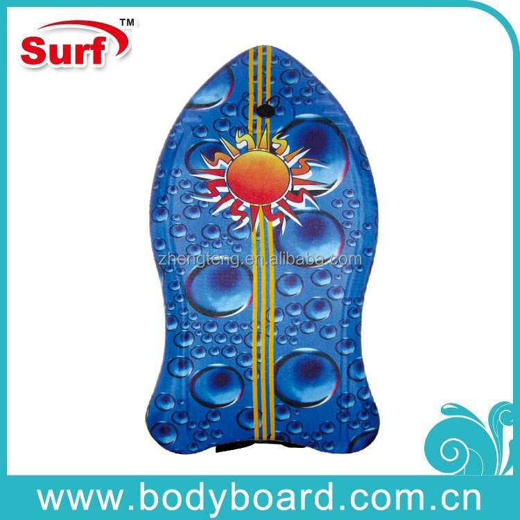 EPS Core Graphic Design Toy Swimming Surfboard For Decoration For Children Made In China