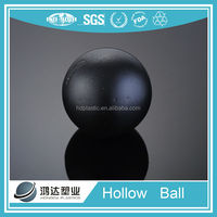 plastic 100mm hollow plastic balls for water treatment
