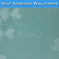 5001 SINO Commercial Sale Mildewproof PVC Vinyl Natural Wallpaper