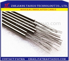 MI Cable Thermocouple Cable Mineral Insulated Cable for RTD or Thermocouple