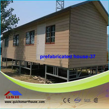 Europe style prefabricated mobile house