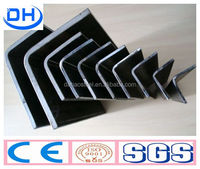 high tensile strength of mild steel standard size q235 angle bar