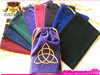 Colorful Mini Velvet Drawstring Bag /Plush Bag
