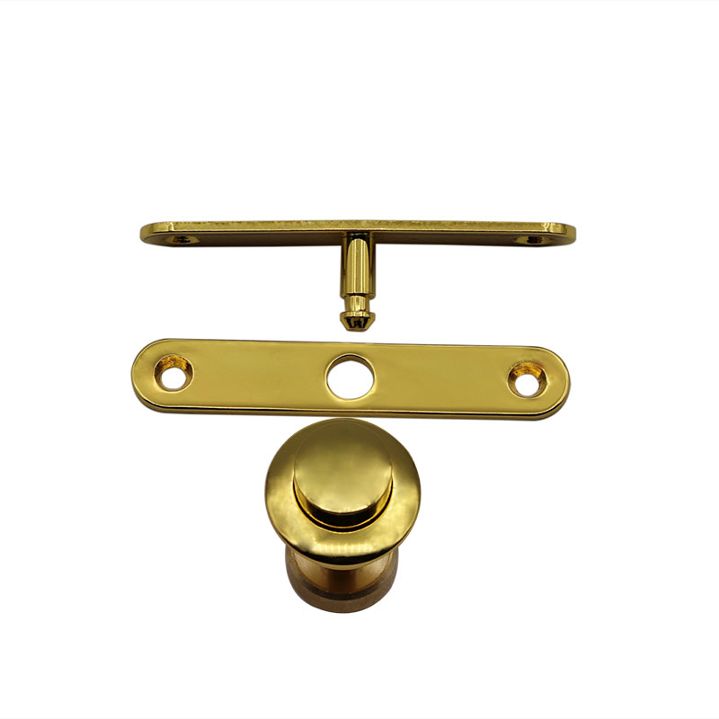 luxury jewelry box lock for wooden case mini latch for wood box