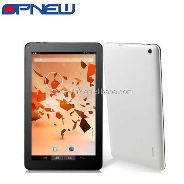 OEM 9 inch Allwinner A33 android 5.1 tablet pc support 3G Wifi