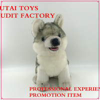 audit factory stuffed dog toys Plush husky