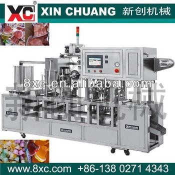 China 80g jelly filling machine