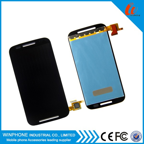 For motorola xt1022 lcd digitizer replacement,for moto E lcd assembly,display for Moto XT1022