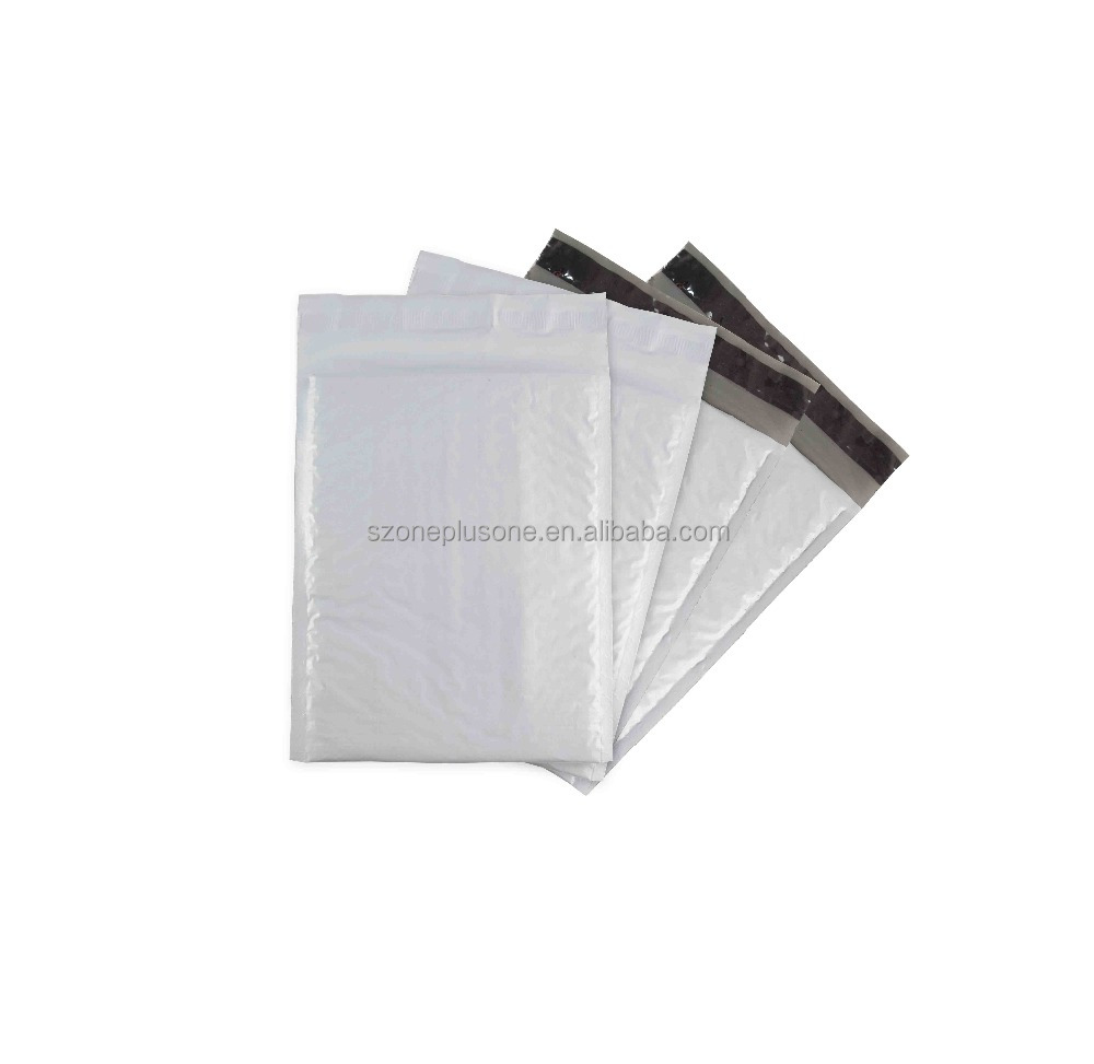 Durability bubble envelopes with Lightweight waterproof bags wrapped mailer
