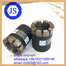China Good price manufacturer Professional diamond core drill bits