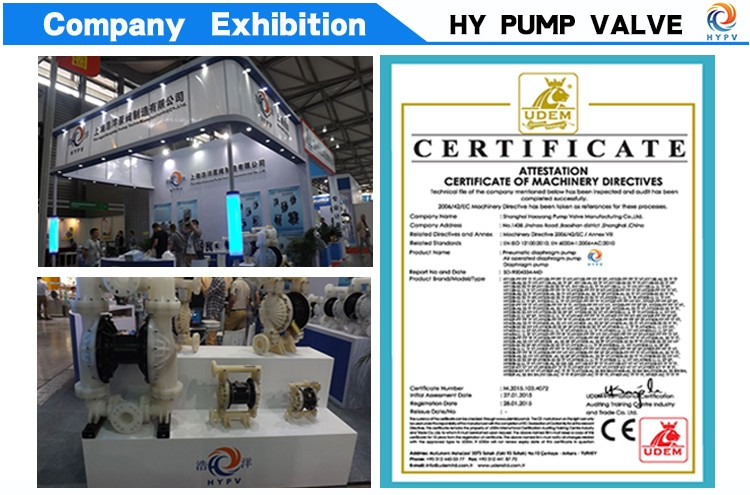 Low Flow Rate PVDF Diaphragm Pump
