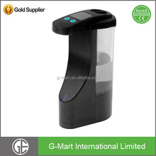 Chromed Hand Free Sensitive Automatic Liquid Manual Refillable Soap Dispenser