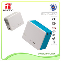Portable External Battery Charger AC Adapter
