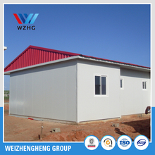 Cheap modern 2 floor prefabricated house used prices