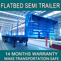 12 meter long truck semi-trailer