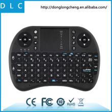 2.4G wireless Keyboard mini Air Mouse Multi-Media Remote Control Touchpad Handheld Keyboard for TV box
