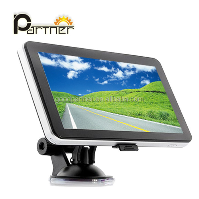 Automotive Use car GPS multimedia navigator 7inch HD car GPS navigation Wince car navigation system
