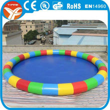 inflatable swimming cartoon children pool