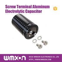 2000 Hours General Screw Terminal UCGHA Capacitor for TV/Computer/Audio 3900UF/25V