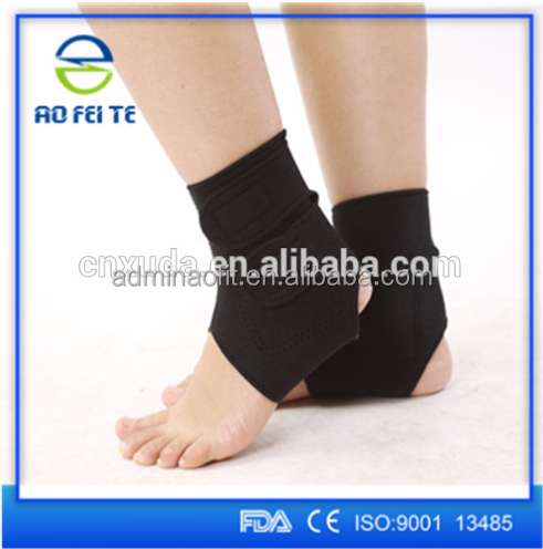 AFT-H006 hot sale trendy sport protection sibote ankle support shoes ankle support brace