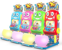 foreign kids supplier coin operated racing video cheap wholesale arcade games car race game for sale Speed Q
