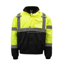 Safety Clothing reflective safety jacket motorcycle protective clothing , 300D xoford fabric and 3M reflective tape