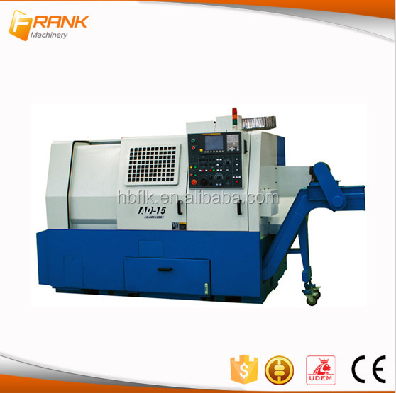 China cnc machining center manufacturers/computer controlled lathe